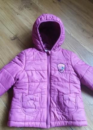 Курточка для малишки.92р.