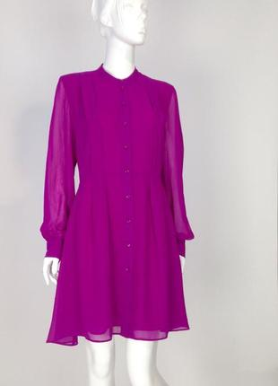 Новое платье рубашка красивого цвета