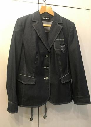 Шикарный пиджак garry weber