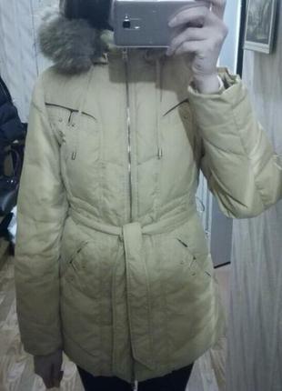 Пуховик snowimage