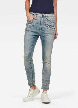 G-star raw джинсы women's davin 3d low boyfriend 29/32 новые