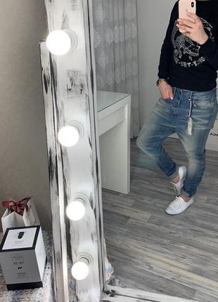 Джинсы g-star , бойфренды