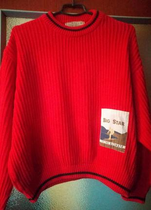 Кофта, свитер,  big star покупка с германии