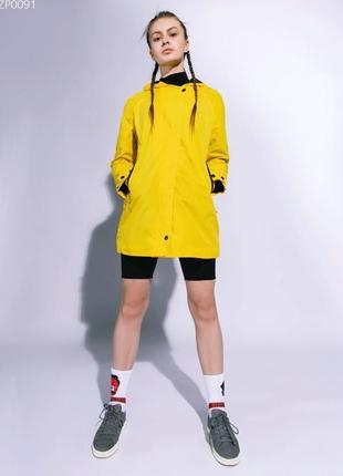 Куртка staff spr yellow
