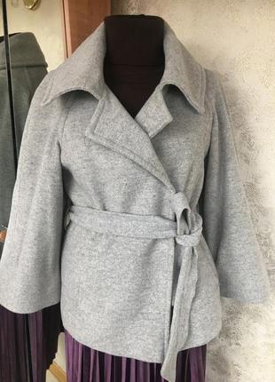 Пальто, шерстяное полупальто