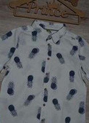 Рубашка шведка тениска 6л
