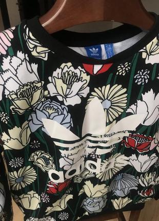 Adidas originals кофта/ свитшот/ светр3 фото