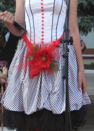 Супер платье- комплект для торжественных мероприятий
