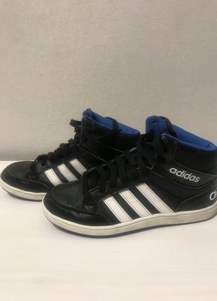Ботинки хайтопы adidas