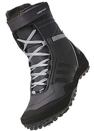 Зимние ботинки adidas libria winter boot