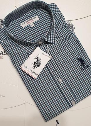Женская рубашка u.s.polo
