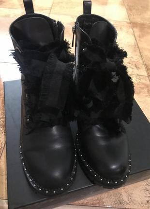 Ботинки preppy 39 размер