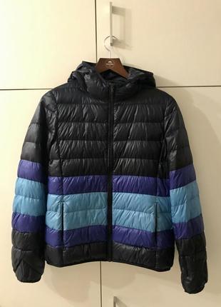 Женская весенняя куртка uniqlo очень легкий пуховик