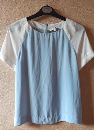 Элегантная блуза next свободный крой