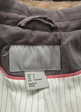 Классический строгий жакет пиджак на пуговице с длинными рукавами10 фото