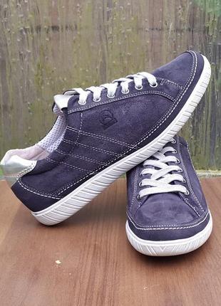 Кожаные кроссовки gabor 40 р. оригинал
