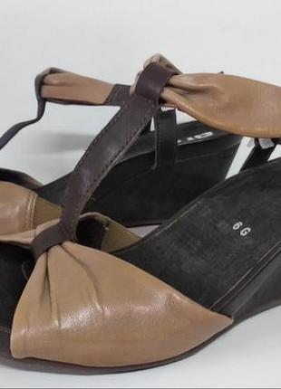 Босоножки женские кожаные ara (германия)