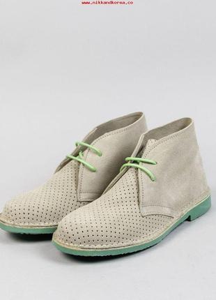 Ботинки-дезерты baleellu(испания)