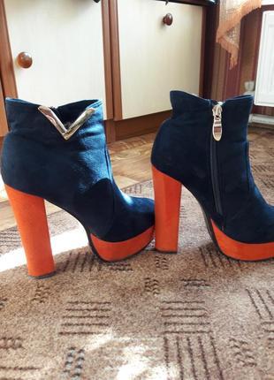 Ботинки недорого