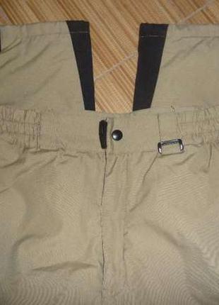 Фирменные штаны для лыж и сноуборда cicerone.