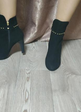 Ботинки сапоги сапожки ботильоны7 фото