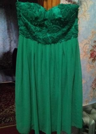 Красивое платье elise ryan