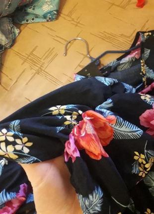 Платье на запах от new look5 фото