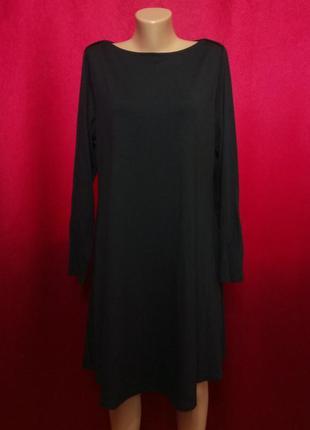 Платье черное m&s collection