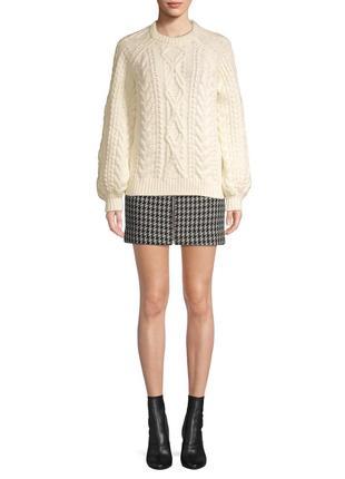Новый стильный и теплый шерстяной свитер see by chloe 8-10рр