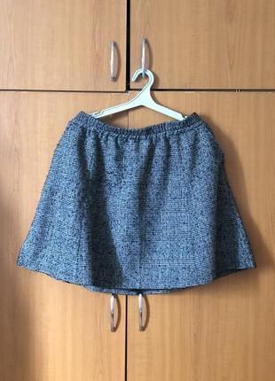 Крутая юбка от gestuz