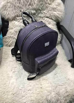 Качественный стильный городской женский рюкзак