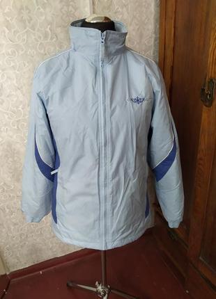 Демисезонная куртка-ветровка