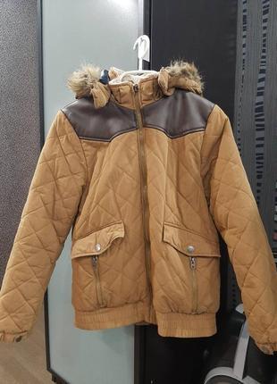 Демисезонная куртка zara 164