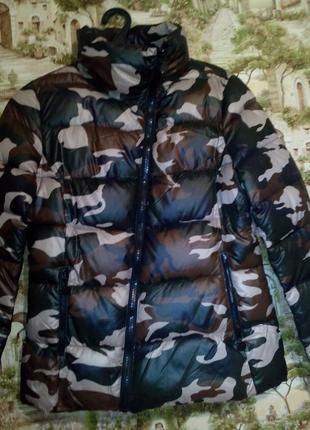 """Классная брендовая куртка """"monte cervino"""" италия"""