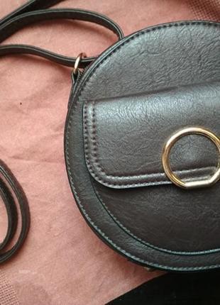 Актуальна кругла сумка