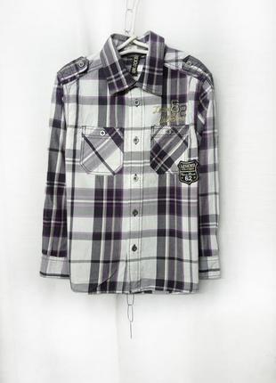 Красивая катоновая рубашка 👍