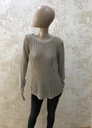 Ажурный свитерок h&m