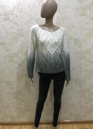 Тёплый свитер promod