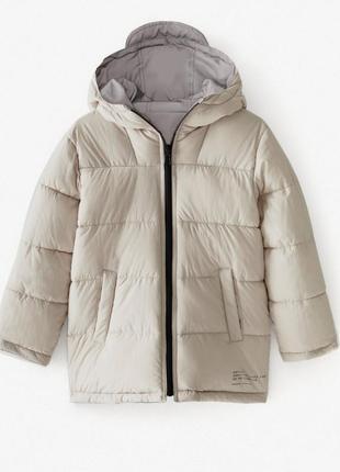 Двусторонняя куртка zara, оригинал.