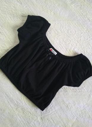 Yokoo укороченный топ, майка, футболка