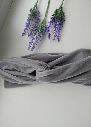 Бархатная чалма тюрбан повязка чалма аксессуары для волос