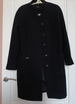 Кашемировое пальто на осень-весну