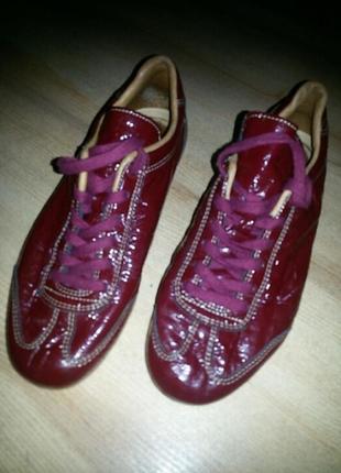 Кроссовки#кеды#туфли спортивные#натуральная кожа cryff