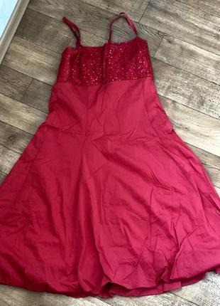 Супер красное платье италия