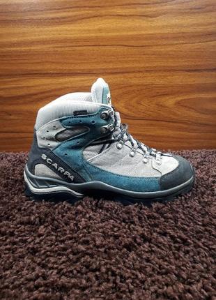 Трекінгові ботинки scarpa gtx трекинговые
