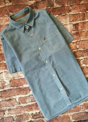 Рубашка 9-10лет