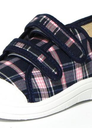 Кеды спортивная обувь для физкультуры в школу девочки дівчини валди waldi саша
