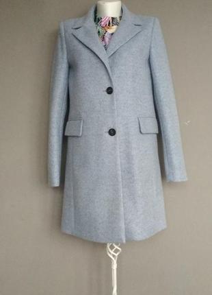 Женское стильное пальто season валери серого цвета