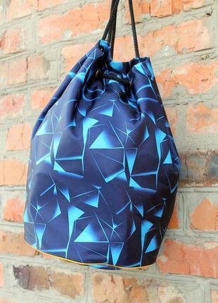 Рюкзак, ранец, мешок для сменки, боченок для сменки, сумка-бочонок для обуви