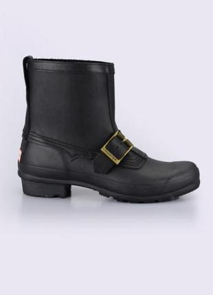 Резиновые ботинки hunter оригинал 40 размер